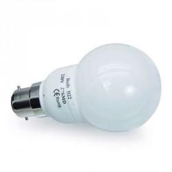 Ampoule 27 leds SMD Sphérique B22