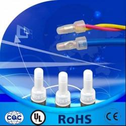 100 Capuchon embout fil électrique noix de fil ligne terminal