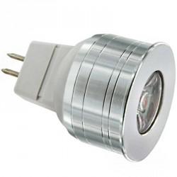 Ampoule MR11 High Power équipée d'une LED de puissance de 3 watts