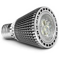 Ampoule PAR20 Efficiency-LED® 4 LEDs high power de 1 watts