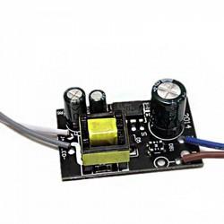Source de courant constant LED de 8 watts à haut rendement 250 / 280 mA