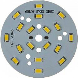 LED Multi Chip on board de 7 Watts Ø20mm