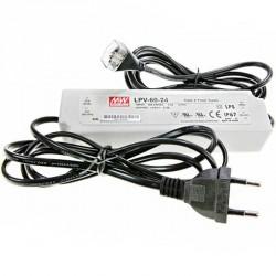 Alimentation Mean Well 100 watts pour réglette Clip LED