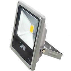 Projecteur Square LED de 20 watts