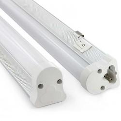 Lidéa-LED petite réglette LED T5 Longueur 600 mm 10 à 30 volts