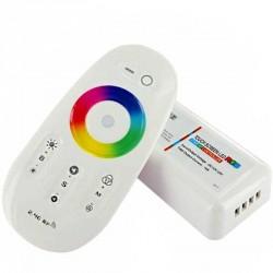 Contrôleur RGB Télécommande tactile 2.4G RF