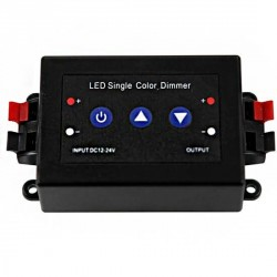 Variateur LED a 3 boutons pour ruban LED