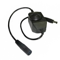 Variateur LED a boutons rotatif et connecteur jack