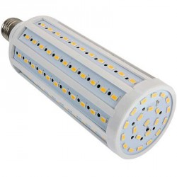 Lampe Spectra color 120 LED SMD 5630 E27 230 Volts - 20 Watts
