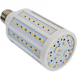 Lampe Spectra color 75 LED SMD 5630 E27 230 Volts - 15 Watts