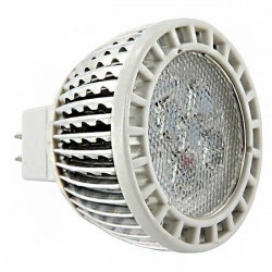 Ampoule Efficiency-LED® 5X1 watt LEDs Cree MR16