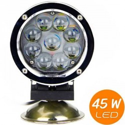 Projecteur Off road 9 LED High power 45 watts
