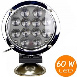 Projecteur Off road 12 LED High power 60 watts