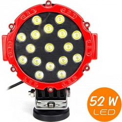 Projecteur Off road 17 LED High power 52 watts