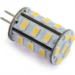 Ampoule à culot G4 - 12 volts 24 LED type SMD 5730