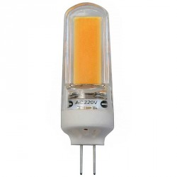 Ampoule LED G4 Epistar COB de 7-watts dimmable - 230 volts