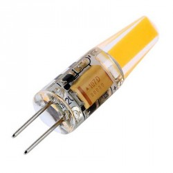 Ampoule LED G4 Piccoled COB type 1505 - 3 watts en 230 Volts