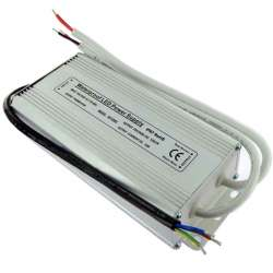 Alimentation LED transformateur 12 volts - 60 watts IP67 double sortie de 30 watts