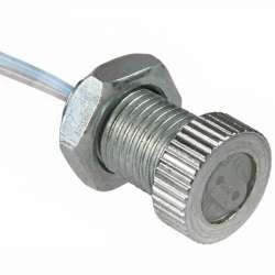 Support de lampe G4 sur traversée de cloison