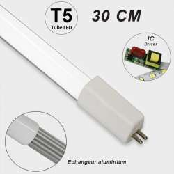 Mini tube LED T5 22 LED SMD 2835 longueur 300 mm