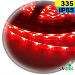 Strip LED latérale couleur rouge LED-335 IP65 120 LED/m 30 mètres