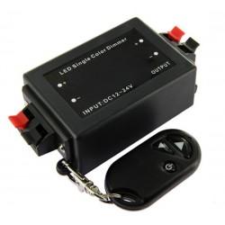 Variateur d'intensité à télécommande pour ampoule DIMMA LED 12V